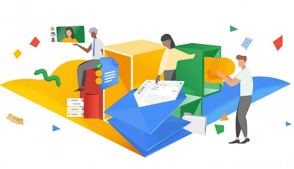 G Suite ahora se llama Google Workspace, G Suite ahora se llama Google Workspace