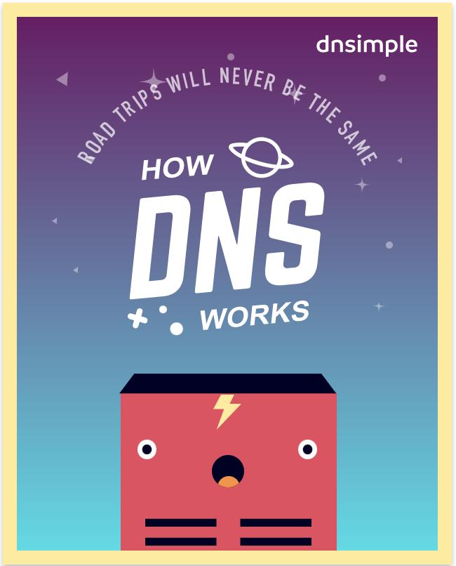 Como funcionan los registros DNS, ¿Cómo funcionan los registros DNS?